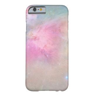 BabyGalaxyのパステル調のかわいいの宇宙の芸術 Barely There iPhone 6 ケース