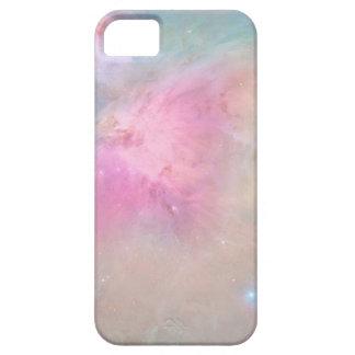 BabyGalaxyのパステル調のかわいいの宇宙の芸術 iPhone SE/5/5s ケース