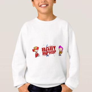 BabyHipHop スウェットシャツ