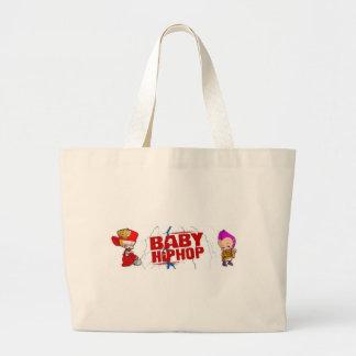 BabyHipHop ラージトートバッグ