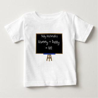 babymaths ベビーTシャツ