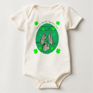 babys最初St ベビーボディスーツ