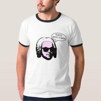 Bachである推測 Tシャツ