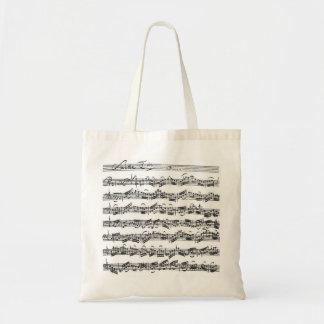 Bachのチェロの続き トートバッグ
