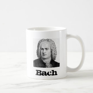 Bachのマグ コーヒーマグカップ