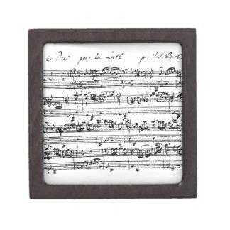 Bachの優れたギフト用の箱による原稿 ギフトボックス