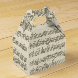 Bachの第2チェロの続きの音楽原稿