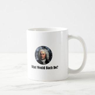 Bachは何をしますか。 コーヒーマグカップ