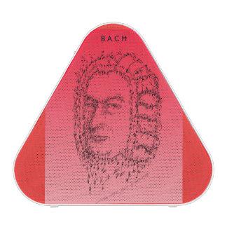 Bach: 音楽に直面して下さい blueooth スピーカー