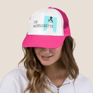 Bacheloretteのパーティーの帽子 キャップ