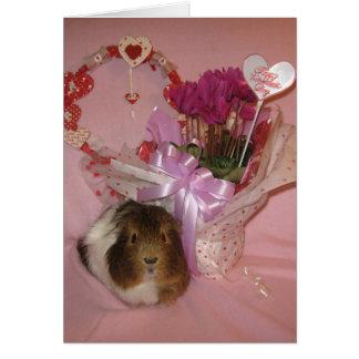 Baciのバレンタイン カード