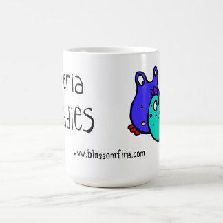 Bactyのマグ コーヒーマグカップ