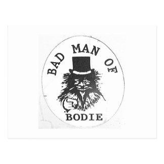bad_man ポストカード