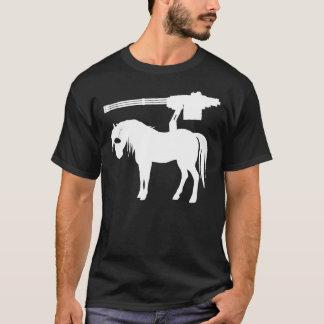 Badassの子馬 Tシャツ