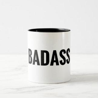 Badass ツートーンマグカップ