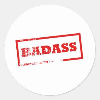 BADASS ラウンドシール