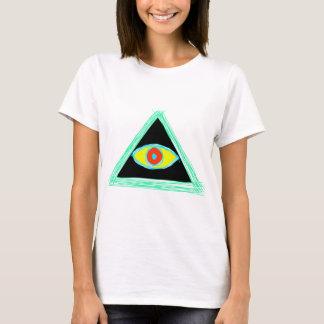 Badass Illuminati Tシャツ