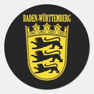 Baden-Wurttemberg ラウンドシール