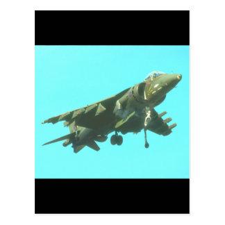BAeのハリアーGR.5A_Aviationの写真撮影 ポストカード