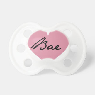 Baeのハート おしゃぶり