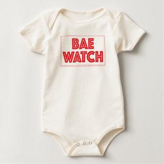Baeの腕時計おもしろいな湾の腕時計映画参照 ベビーボディスーツ
