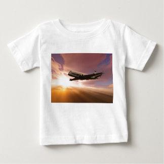 BAeのNimrod ベビーTシャツ