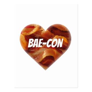 BAE-CON -どこでもベーコンの恋人のため ポストカード