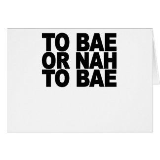 BAE.pngへのBAEにまたはNAH カード