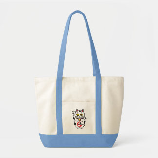 bag_maneki_cat トートバッグ
