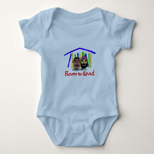 Baga & Vati Babies for Room to Read ベビーボディスーツ