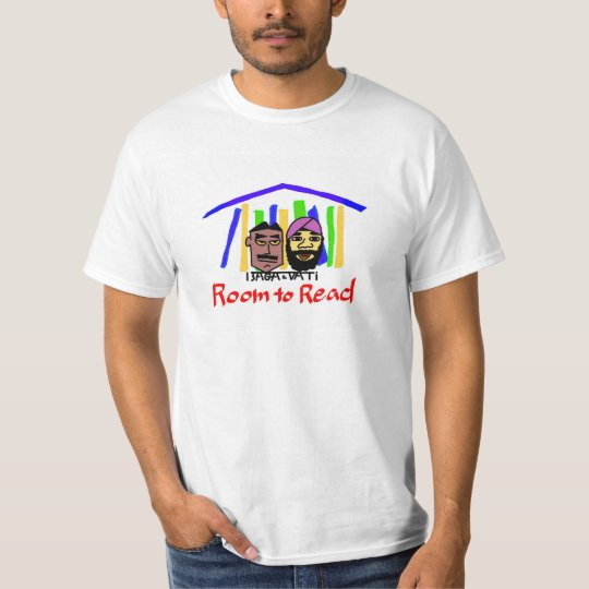 Baga & Vati T-shirt (Room to Read) Tシャツ