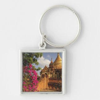 Bagan (異教徒)のDhamma Yazakaの塔、ミャンマー キーホルダー