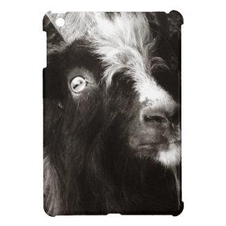 Bagotのヤギの白黒写真 iPad Mini Case