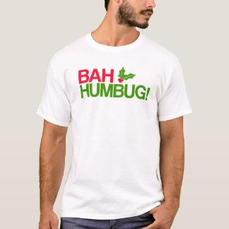 BahのばかばかしいクリスマスのTシャツ Tシャツ