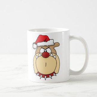 Bahのばかばかしいブルドッグのコーヒー・マグ コーヒーマグカップ