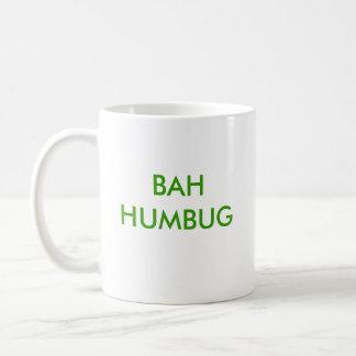 BAHの詐欺のマグ コーヒーマグカップ