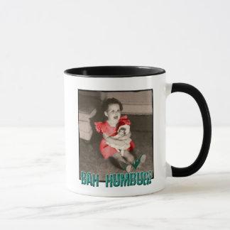 Bahの詐欺! クリスマスのマグ マグカップ