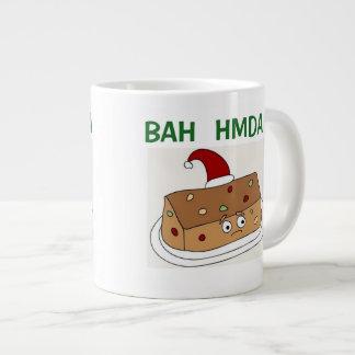 Bah HMDAのFruitcakeのマグ ジャンボコーヒーマグカップ
