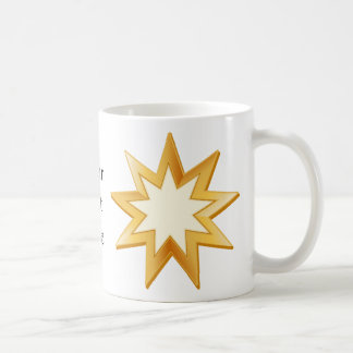 Baha'iの記号 コーヒーマグカップ