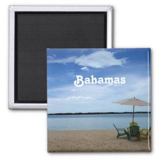 Bahamaのビーチ マグネット