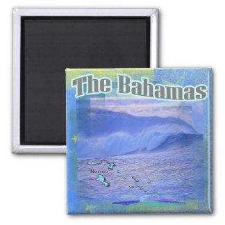Bahamaの波 マグネット
