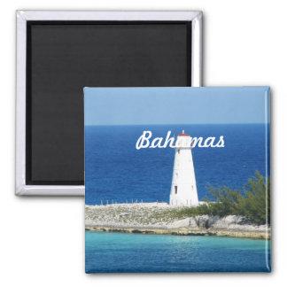 Bahamaの灯台 マグネット