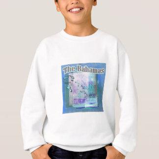 Bahamaの青 スウェットシャツ