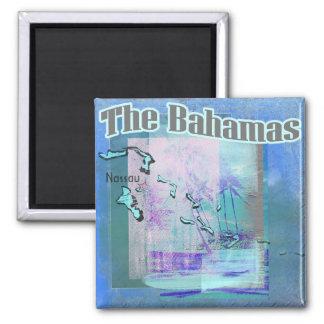 Bahamaの青 マグネット