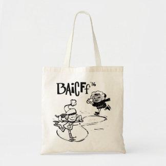 BAICFFは役人2016のトートバックをからかいます トートバッグ
