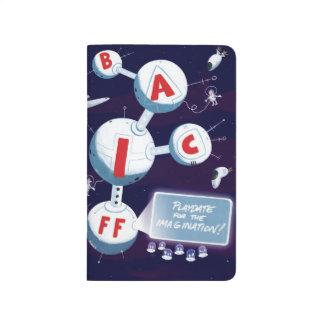 BAICFF 2014の小型ジャーナル ポケットジャーナル