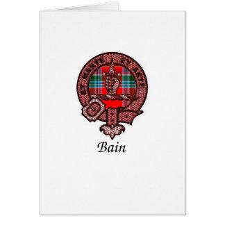 Bainの一族は頂点に達します カード