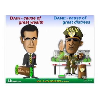 Bain対Bain ポストカード