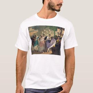 Bal Mabilleのワルツ Tシャツ