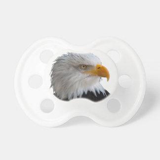 Bald eagle おしゃぶり